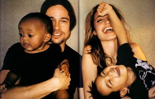 angelina-jolie-brad-pitt-children-cute-family-kids-Favim.com-70856