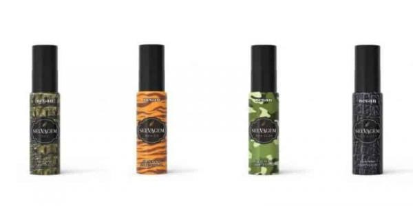tipos de fragrâncias masculinas