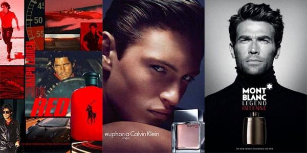 tipos de perfumes masculinos