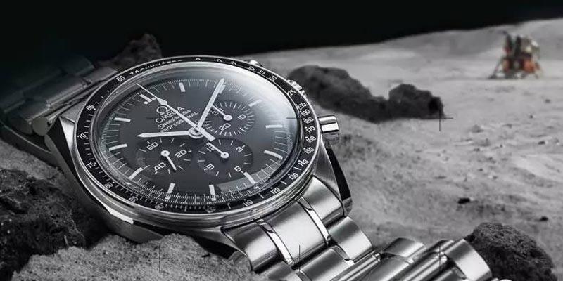 01cc78ee6c7 O primeiro relógio a dar um passeio pela Lua! Com esta introdução não  precisaria dizer mais nada…