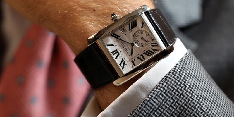 357904795d5 Apesar de ser muito mais conhecida por sua obras em joalheria do que por  seus relógios