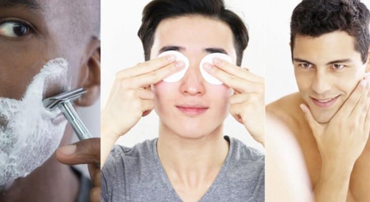 cuidados com a pele masculina por cor de pele