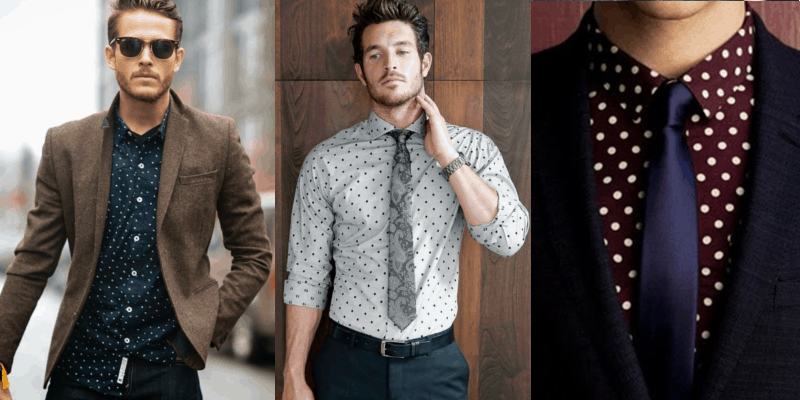dicas de look masculinos camisa estampada