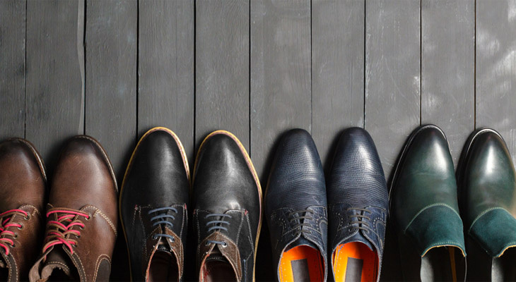 como deixar o sapato brilhando