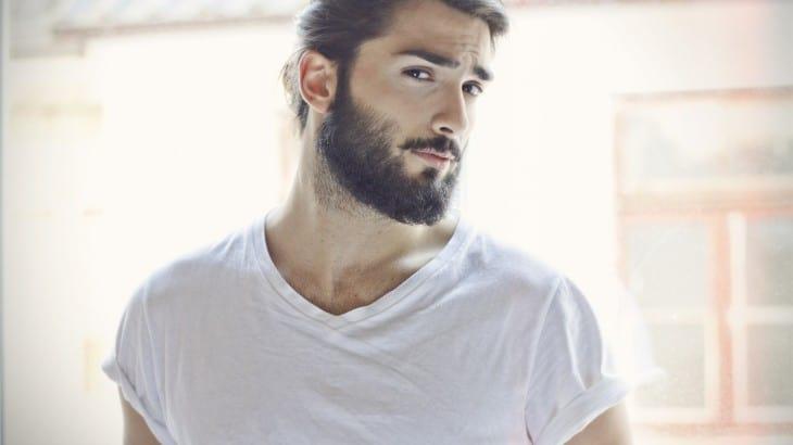 como desenhar uma barba perfeita