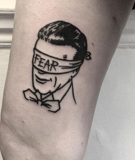 ideia de tatuagem conceito