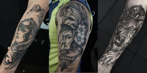 ideias de tattoo masculina
