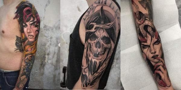 ideias para primeira tatuagem masculina