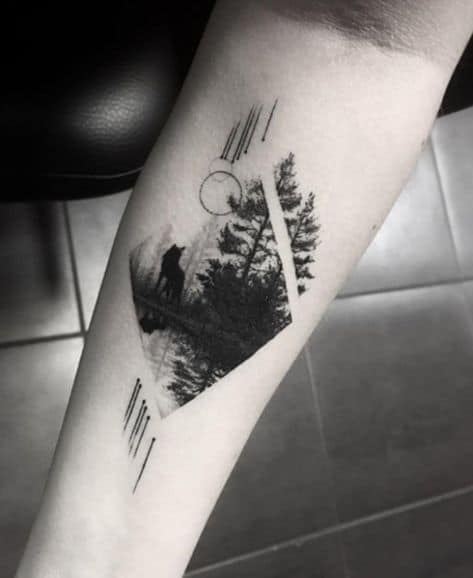 tattoo masculina