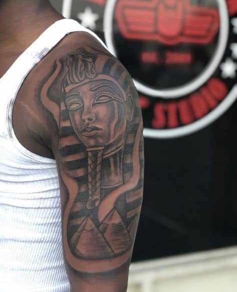 tatuagem egito