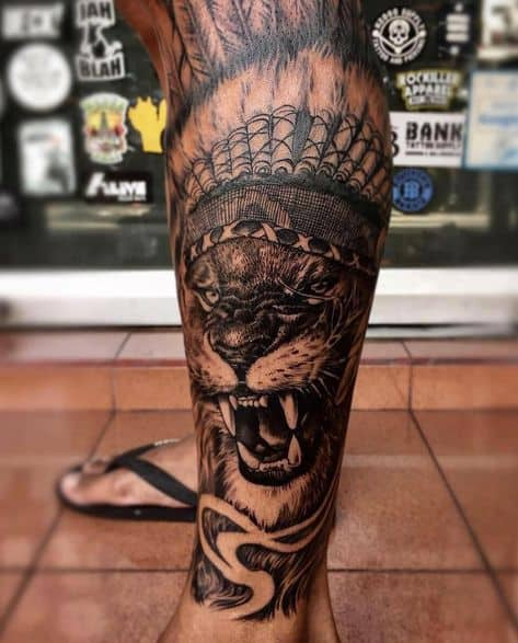 tatuagem homem