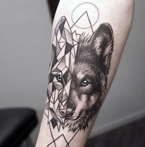 tatuagem masculina ideia