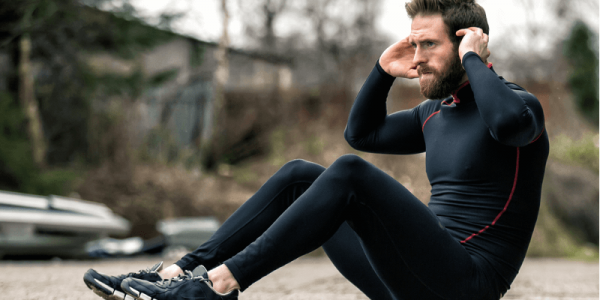 exercícios para definir o abdomen masculino