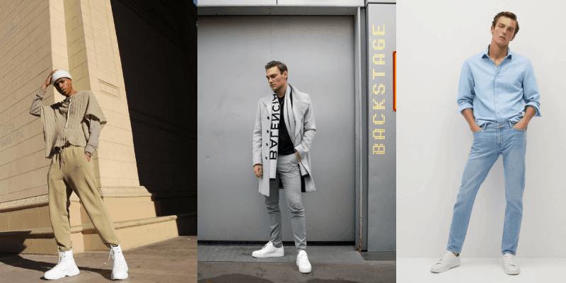 roupa-monocromatica-tenis-branco-masculino