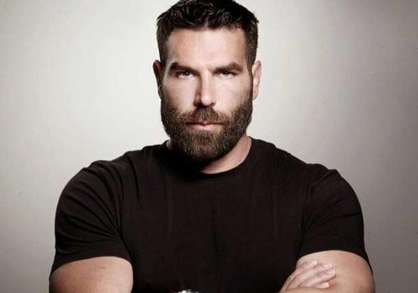 tipos corte de barba masculina