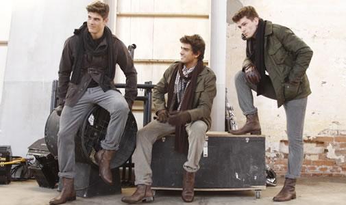 looks masculinos de inverno