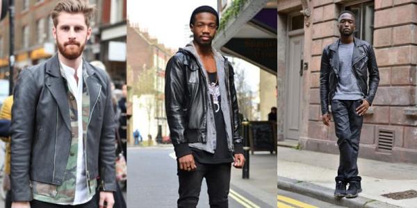 moda masculina street