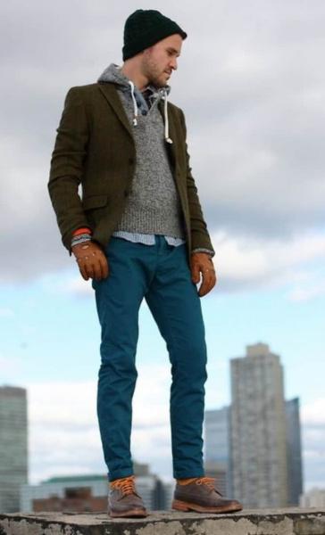 roupas de frio para homens