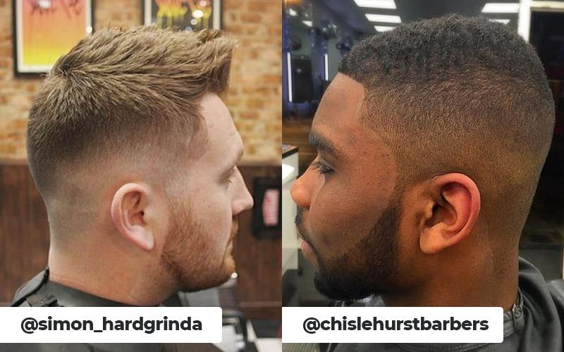 corte de cabelo masculino curto degradê