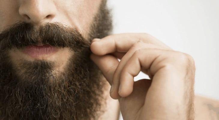 como cuidar bem da barba