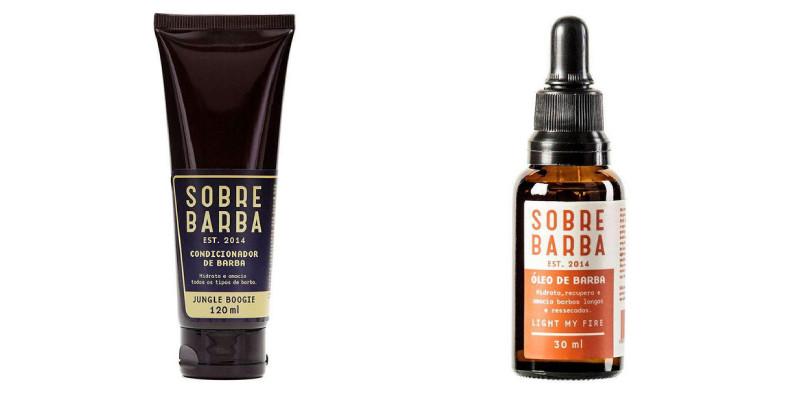 como cuidar da barba coceira