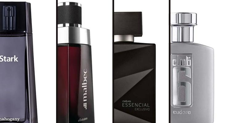 melhores perfumes nacionais masculinos