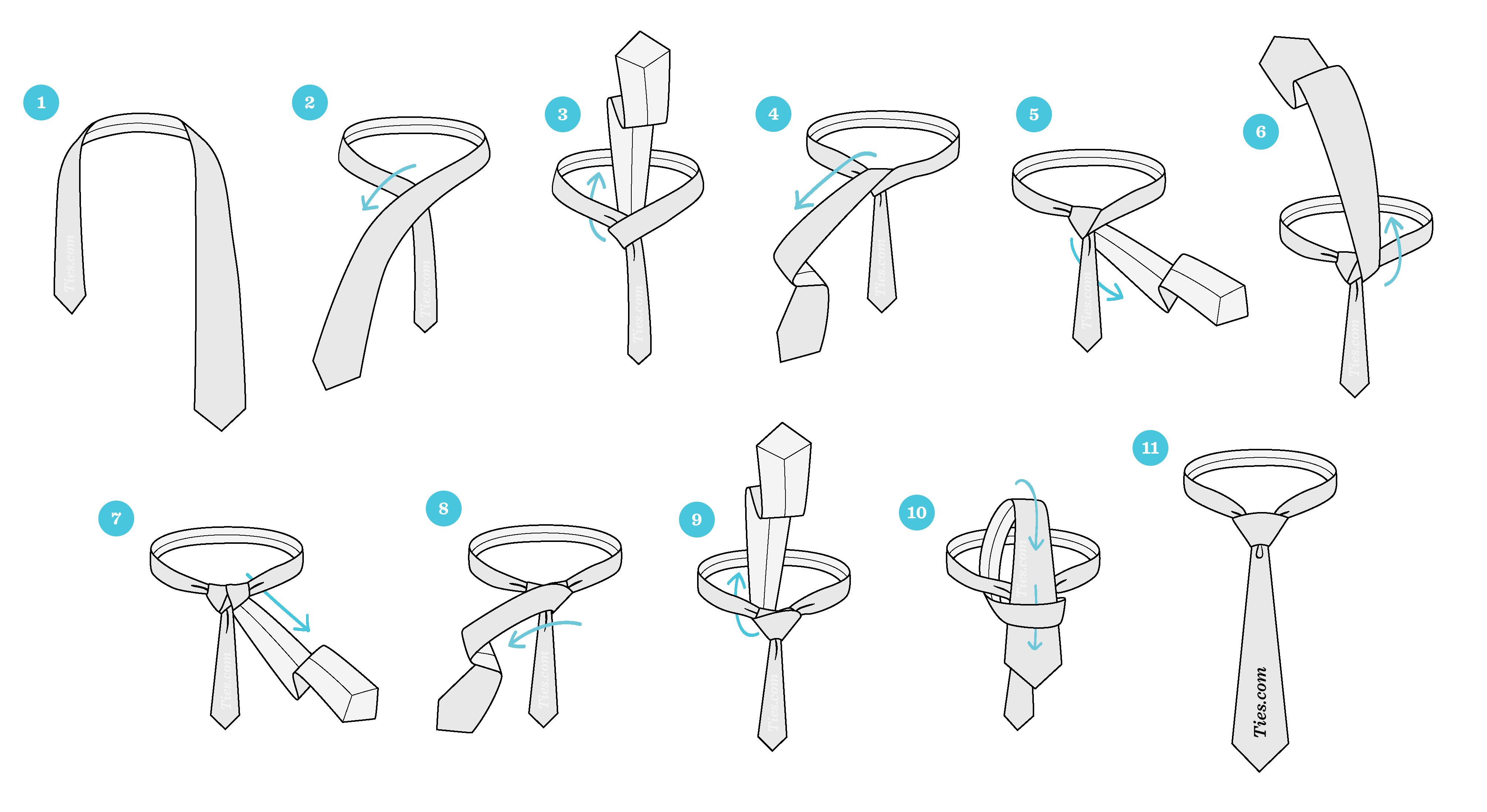 no-gravata-windsor-passo-a-passo