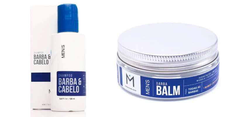 produtos para cuidar da barba curta