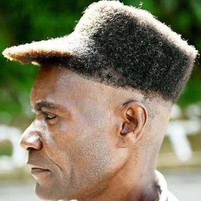 corte de cabelo engraçado