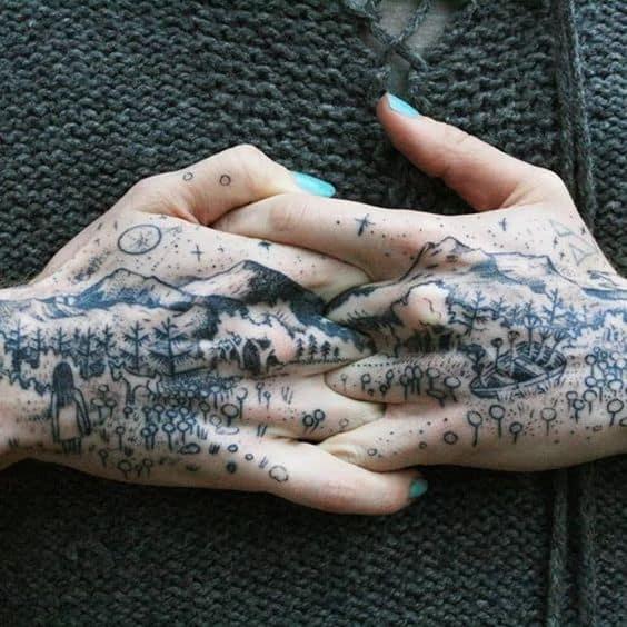 tatuagem-maos