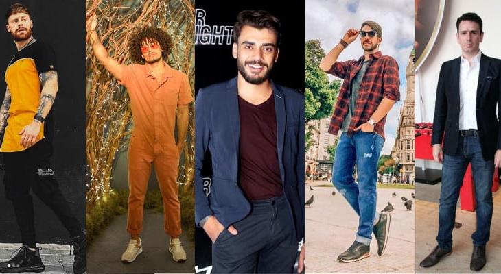 blogueiro masculinos brasileiros