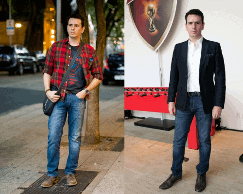 blogueiro masculino de moda