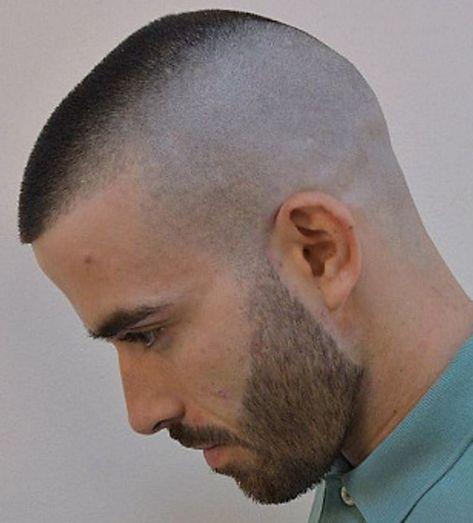 cortes cabelo moicano masculino