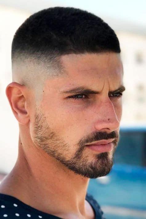 cortes de cabelo masculino moicano social