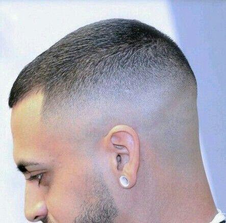 cortes de cabelo moicano