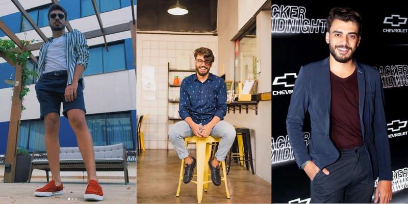 influencers masculinos brasileiros