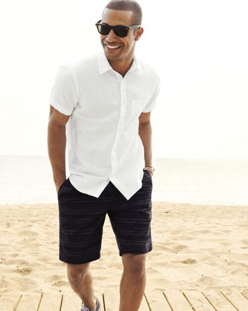 look-reveillon-praia-camisa-branca