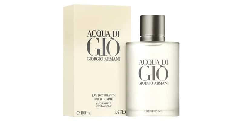 perfumes masculinos para o verão