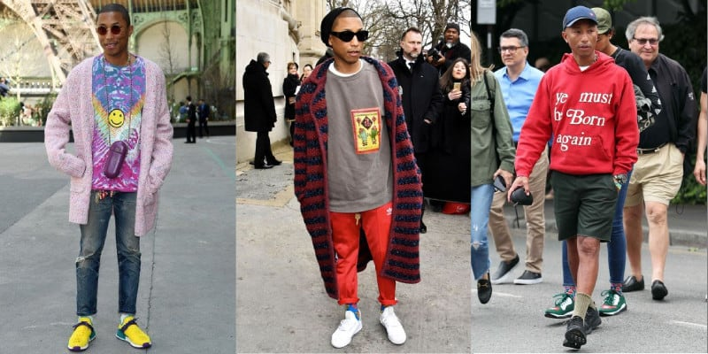 Pharrell Willians idade