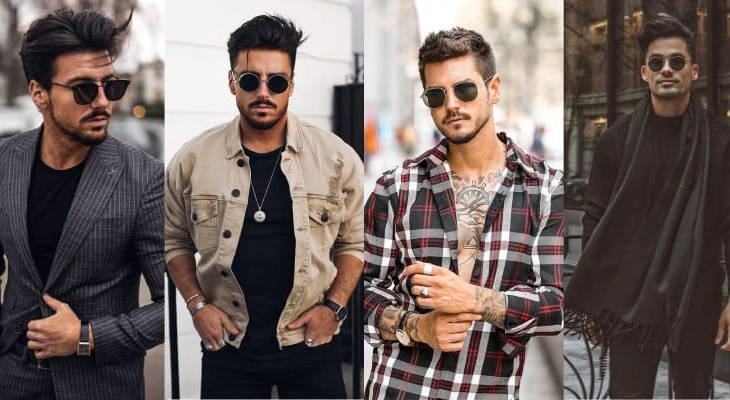 como escolher óculos de sol masculino