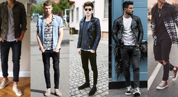 estilo indie masculino