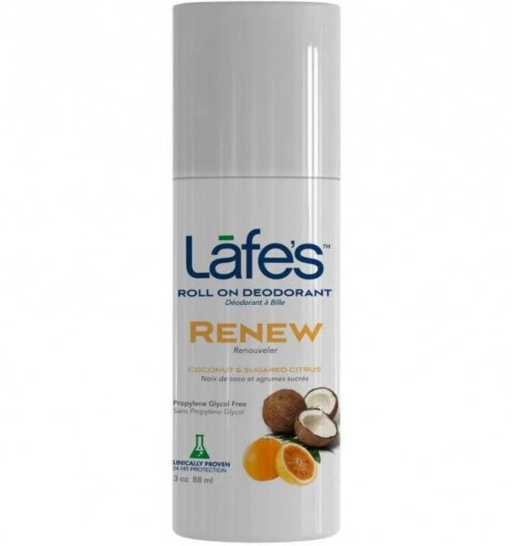 Desodorante Lafe's Roll-On Renew 88ml