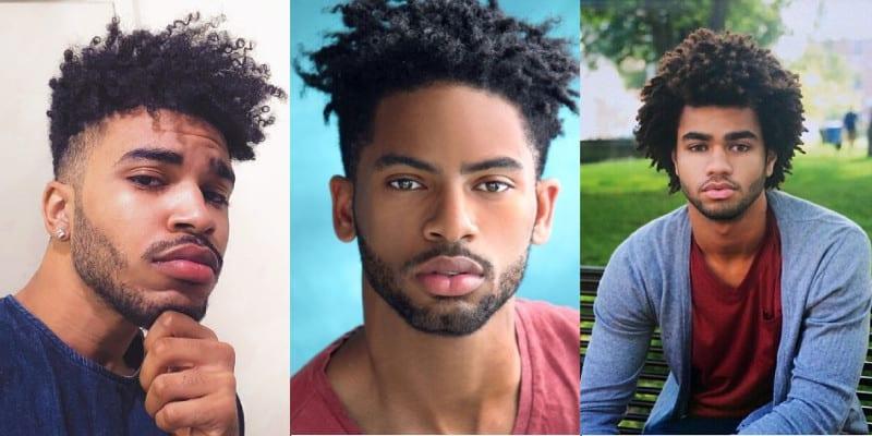 barba para negros