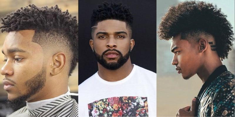 cortes de cabelo masculino crespo degradê
