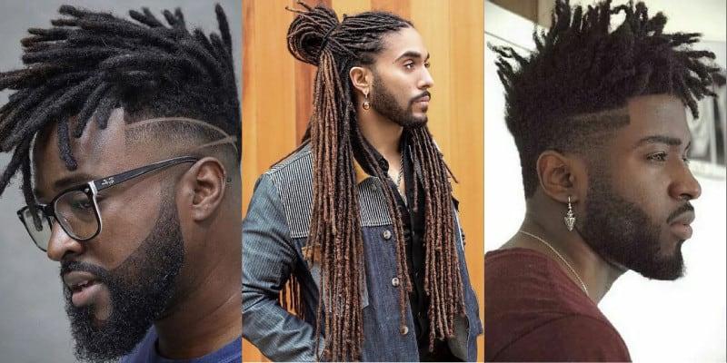 cortes de cabelo masculino crespo social