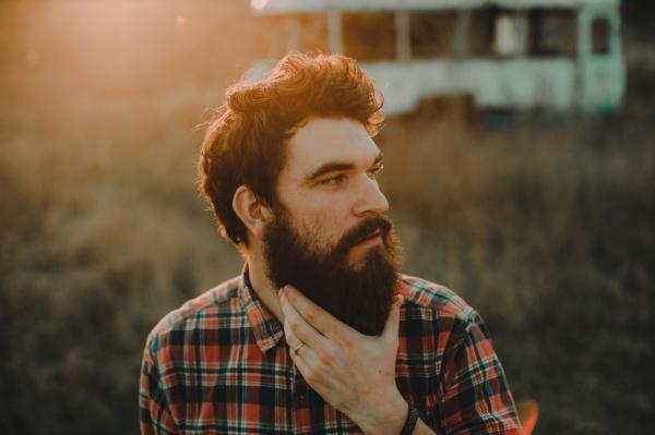 Como deixar minhas barba crescer saudável?