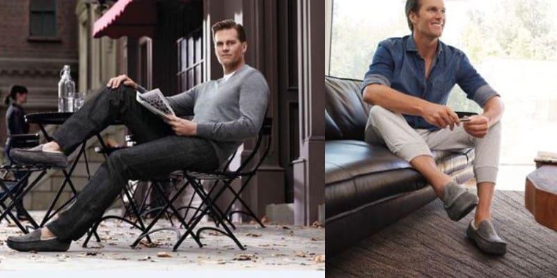 estilo atleta Tom Brady
