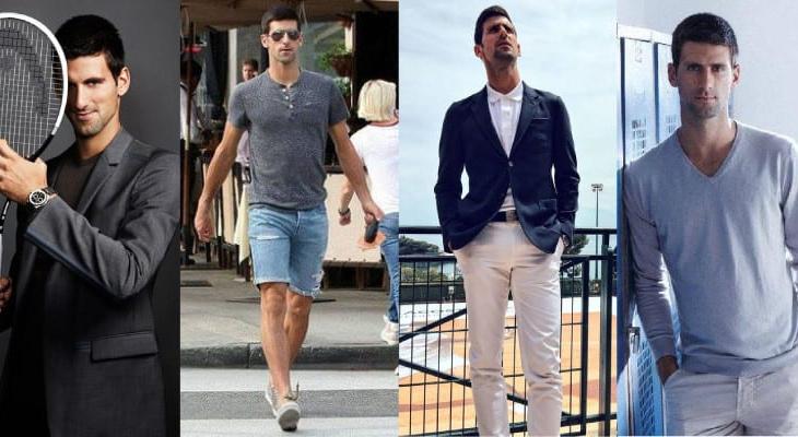 estilo Djokovic