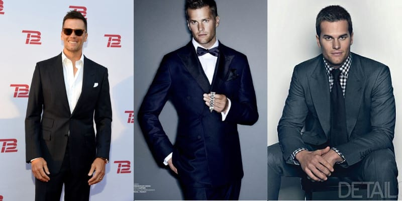estilo Tom Brady futebol americano