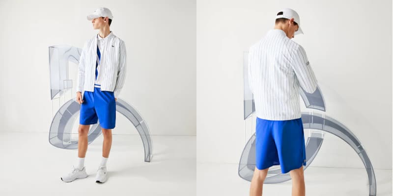 jaqueta Lacoste Djokovic